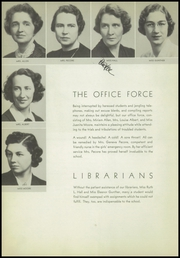 Page 12, 1941 Edition, Jefferson High School - Spectrum Yearbook (Portland, OR) online yearbook collection