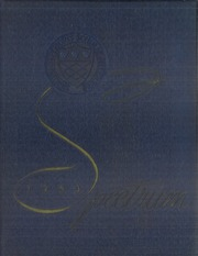 1953 Edition, Jefferson High School - Spectrum Yearbook (Portland, OR)