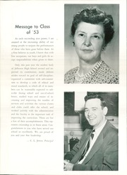 Page 14, 1953 Edition, Jefferson High School - Spectrum Yearbook (Portland, OR) online yearbook collection