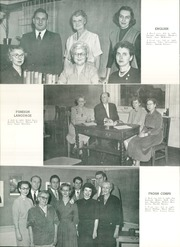 Page 16, 1953 Edition, Jefferson High School - Spectrum Yearbook (Portland, OR) online yearbook collection