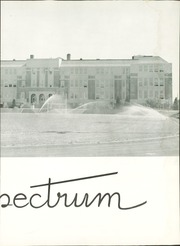 Page 7, 1953 Edition, Jefferson High School - Spectrum Yearbook (Portland, OR) online yearbook collection
