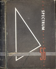 1956 Edition, Jefferson High School - Spectrum Yearbook (Portland, OR)