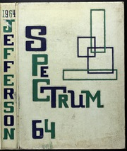1964 Edition, Jefferson High School - Spectrum Yearbook (Portland, OR)