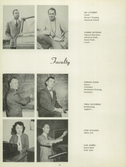 Page 10, 1951 Edition, Ontario High School - Owaches Yearbook (Ontario, OR) online yearbook collection
