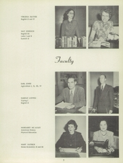 Page 11, 1951 Edition, Ontario High School - Owaches Yearbook (Ontario, OR) online yearbook collection