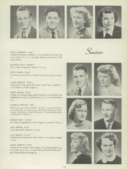 Page 17, 1951 Edition, Ontario High School - Owaches Yearbook (Ontario, OR) online yearbook collection