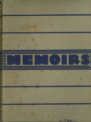 Page 1, 1936 Edition, Grant High School - Memoirs Yearbook (Portland, OR) online yearbook collection