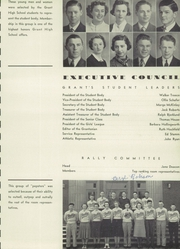 Page 17, 1938 Edition, Grant High School - Memoirs Yearbook (Portland, OR) online yearbook collection
