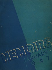 Page 1, 1947 Edition, Grant High School - Memoirs Yearbook (Portland, OR) online yearbook collection