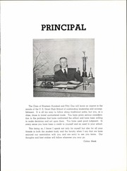 Page 13, 1951 Edition, Grant High School - Memoirs Yearbook (Portland, OR) online yearbook collection