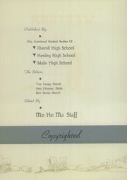 Page 6, 1941 Edition, Henley High School - La Vista Yearbook (Klamath Falls, OR) online yearbook collection