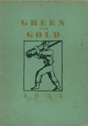 Page 1, 1935 Edition, West Linn High School - Green and Gold Yearbook (West Linn, OR) online yearbook collection