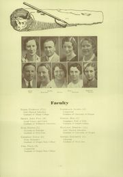 Page 12, 1935 Edition, West Linn High School - Green and Gold Yearbook (West Linn, OR) online yearbook collection