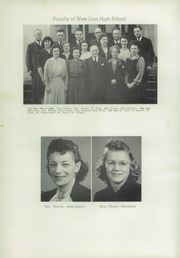 Page 12, 1944 Edition, West Linn High School - Green and Gold Yearbook (West Linn, OR) online yearbook collection