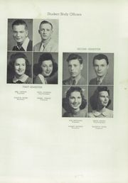 Page 13, 1944 Edition, West Linn High School - Green and Gold Yearbook (West Linn, OR) online yearbook collection