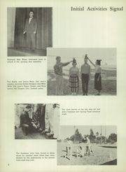 Page 12, 1954 Edition, West Linn High School - Green and Gold Yearbook (West Linn, OR) online yearbook collection