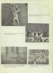 Page 17, 1954 Edition, West Linn High School - Green and Gold Yearbook (West Linn, OR) online yearbook collection