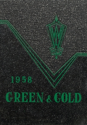 West Linn High School - Green and Gold Yearbook (West Linn, OR) online yearbook collection, 1958 Edition, Page 1