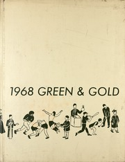 West Linn High School - Green and Gold Yearbook (West Linn, OR) online yearbook collection, 1968 Edition, Page 1