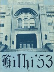 1953 Edition, Hillsboro High School - Hilhi Yearbook (Hillsboro, OR)