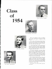 Page 17, 1954 Edition, Hillsboro High School - Hilhi Yearbook (Hillsboro, OR) online yearbook collection