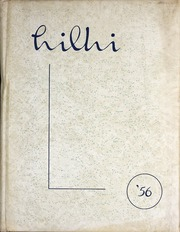 1956 Edition, Hillsboro High School - Hilhi Yearbook (Hillsboro, OR)