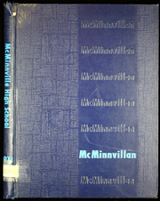 1971 Edition, McMinnville High School - Lincolnian Yearbook (McMinnville, OR)