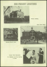Page 10, 1940 Edition, The Dalles Wahtonka High School - Steelhead Yearbook (The Dalles, OR) online yearbook collection