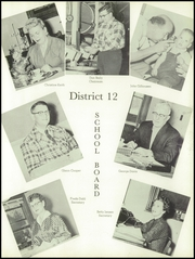 Page 13, 1957 Edition, The Dalles Wahtonka High School - Steelhead Yearbook (The Dalles, OR) online yearbook collection