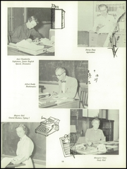 Page 17, 1957 Edition, The Dalles Wahtonka High School - Steelhead Yearbook (The Dalles, OR) online yearbook collection