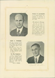 Page 13, 1930 Edition, Klamath Union High School - El Rodeo Yearbook (Klamath Falls, OR) online yearbook collection
