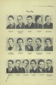 Page 12, 1936 Edition, Klamath Union High School - El Rodeo Yearbook (Klamath Falls, OR) online yearbook collection
