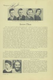 Page 17, 1936 Edition, Klamath Union High School - El Rodeo Yearbook (Klamath Falls, OR) online yearbook collection
