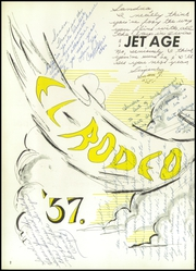 Page 6, 1957 Edition, Klamath Union High School - El Rodeo Yearbook (Klamath Falls, OR) online yearbook collection