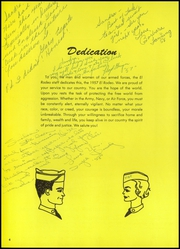Page 8, 1957 Edition, Klamath Union High School - El Rodeo Yearbook (Klamath Falls, OR) online yearbook collection