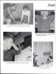 Page 10, 1963 Edition, Klamath Union High School - El Rodeo Yearbook (Klamath Falls, OR) online yearbook collection