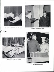 Page 13, 1963 Edition, Klamath Union High School - El Rodeo Yearbook (Klamath Falls, OR) online yearbook collection