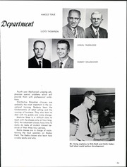 Page 37, 1963 Edition, Klamath Union High School - El Rodeo Yearbook (Klamath Falls, OR) online yearbook collection