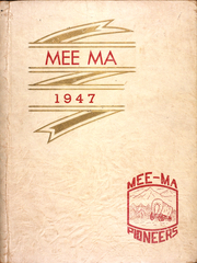 Page 1, 1947 Edition, Sandy High School - Mee Ma Yearbook (Sandy, OR) online yearbook collection