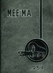 1954 Edition, Sandy High School - Mee Ma Yearbook (Sandy, OR)
