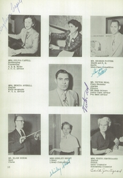 Page 14, 1954 Edition, Sandy High School - Mee Ma Yearbook (Sandy, OR) online yearbook collection