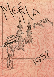1957 Edition, Sandy High School - Mee Ma Yearbook (Sandy, OR)