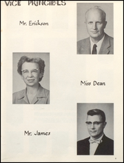 Page 13, 1959 Edition, Madison High School - Federalist Yearbook (Portland, OR) online yearbook collection