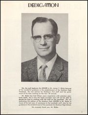 Page 9, 1959 Edition, Madison High School - Federalist Yearbook (Portland, OR) online yearbook collection