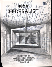 Page 5, 1964 Edition, Madison High School - Federalist Yearbook (Portland, OR) online yearbook collection