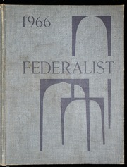 Page 1, 1966 Edition, Madison High School - Federalist Yearbook (Portland, OR) online yearbook collection