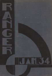 Page 1, 1934 Edition, Roosevelt High School - Ranger Yearbook (Portland, OR) online yearbook collection