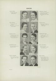 Page 8, 1934 Edition, Roosevelt High School - Ranger Yearbook (Portland, OR) online yearbook collection