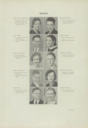 Page 9, 1934 Edition, Roosevelt High School - Ranger Yearbook (Portland, OR) online yearbook collection