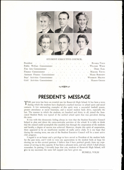 Page 10, 1937 Edition, Roosevelt High School - Ranger Yearbook (Portland, OR) online yearbook collection